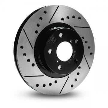 Tarox Sport Japan Rear Solid Brake Discs for Renault Twingo Mk2 with bearing