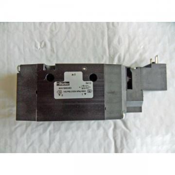 "Parker B5 Low Watt & Remote Pilot Series Valve P/N B5H1BB549C 1/4"" Free Shipping"