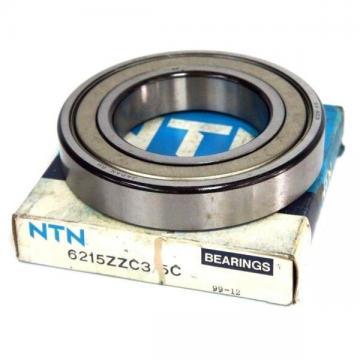 NEW NTN 6215ZZC3/5C DEEP GROOVE BALL BEARINGS 6215ZZC35C 6215Z
