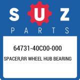 64731-40C00-000 Suzuki Spacer,rr wheel hub bearing 6473140C00000, New Genuine OE
